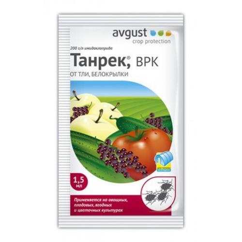 Инсектицид Танрек 1,5мл от тли
