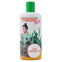 Удобрение минеральное жидкое Цветочное счастье для кактусов 250мл