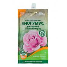 Удобрение Биогумус  Флоризель для роз 350мл, органическое