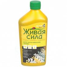 Жидкое удобрение Живая сила Для замачивания семян 0,5л