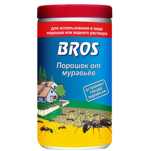 Инсектицид от муравьев BROS 100гр