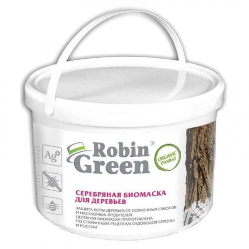 Фунгицид/инсектицид Побелка Серебрянная биомаска 3,5кг