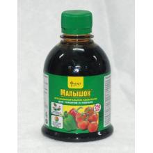 Жидкое удобрение Малышок для томатов и перцев 250мл