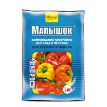 Удобрение Малышок 1кг  для томатов, перцев