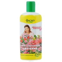 Удобрение минеральное жидкое стимулирующее цветение Цветочное счастье  285мл