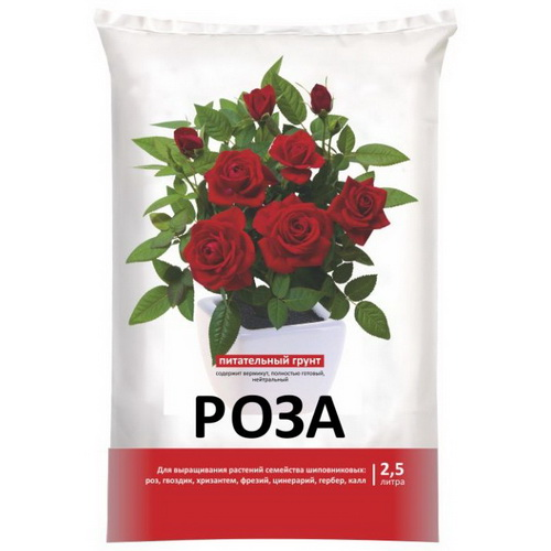 Грунт для роз 2,5л (Биоко)