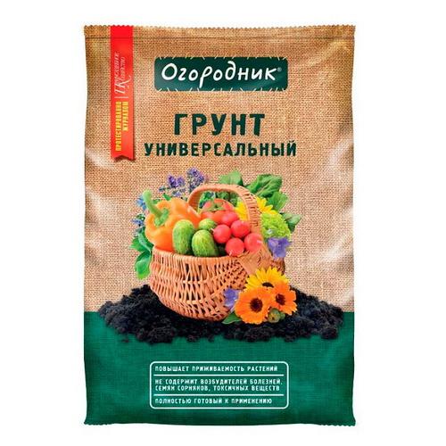 Грунт Огородник 40л (универсальный)