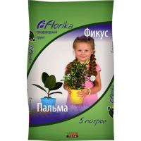 Грунт Флорика Фикус-Пальма  5л