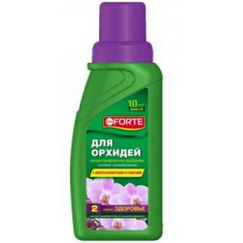 Удобрение для орхидей Bona Forte серия Здоровье минеральное жидкое 285мл
