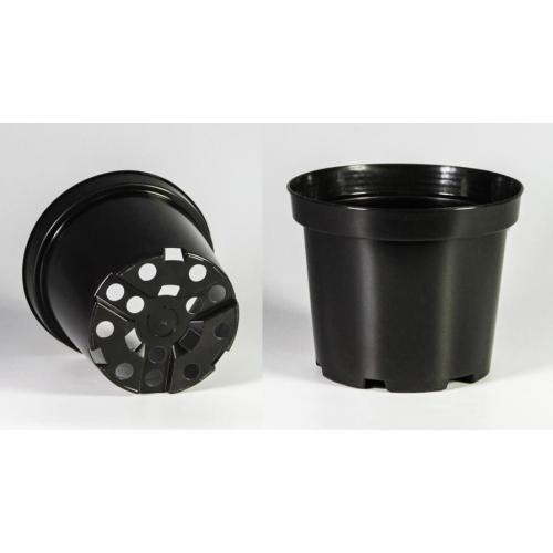 Горшок рассадный круглый SBX 2 d17, v2л черный