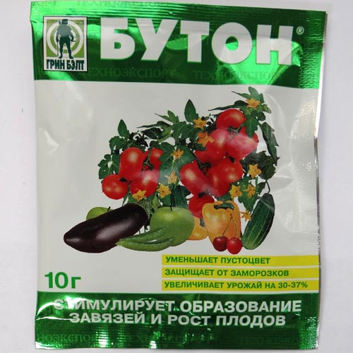Стимулятор плодообразования Бутон 10гр
