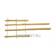 Лесенка бамбуковая 4/60 см
