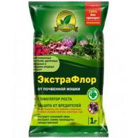 Инсектицид ЭкстраФлор №6 (от почвенной мошки) 1 гр