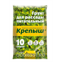 Почвогрунт Крепыш 10л рассадный