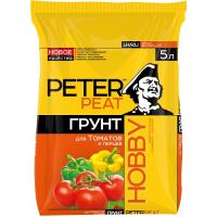 Грунт для томатов и перцев Хобби 10л