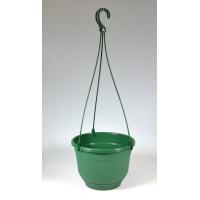 Горшок Флокс подвесной d28см 8л зеленый