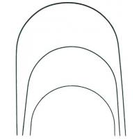 Дуги для парника 3м (стальная труба 6 шт в ПВХ)