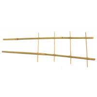 Лесенка бамбуковая 2/ 85 см