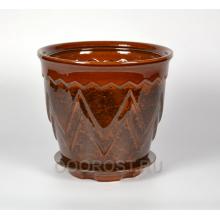 Горшок Арго №1 коричневый 6 л