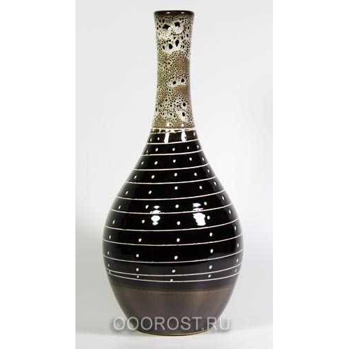 Ваза керамическая 45-156 D 19 см, H 42 см