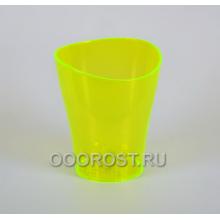 Кашпо Ника для орхидей пластиковое d13см, h15.5см ультра зеленое