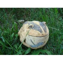 Фигура шамотная  Лягушка бол   L29см, h22см