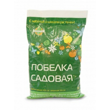Фунгицид/инсектицид Побелка садовая 1кг