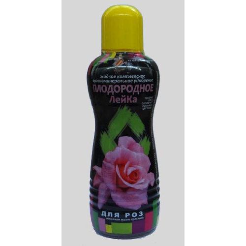 Жидкое удобрение Плодородная-ЛейКа 0,5л розы