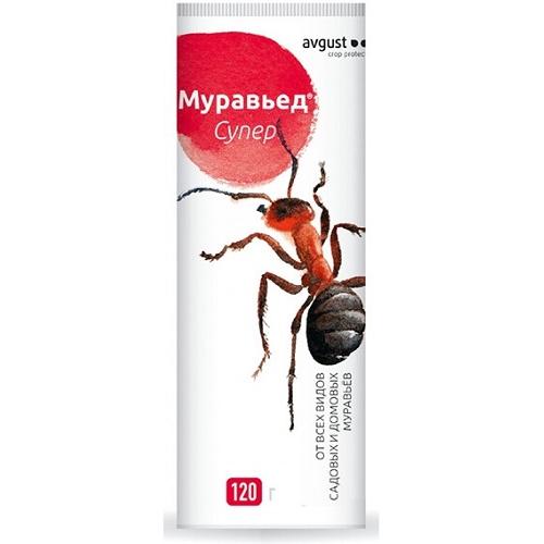 Инсектицид от муравьев Муравьед-супер 120 г