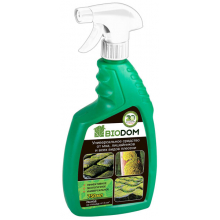 Фунгицид BIODOM средство от мха, лишайников и всех видов плесени