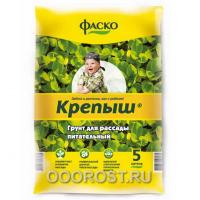 Почвогрунт Крепыш  5л рассадный