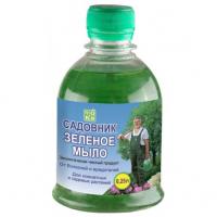 Фунгицид/инсектицид Мыло зелёное 250мл