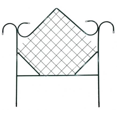 Заборчик Ромб  4,6м (5 секций 92*83 см)