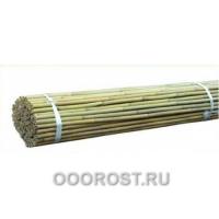 Палка бамбуковая 150 см толщиной 12-14 мм