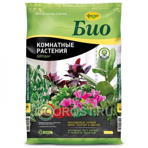 Грунт Фаско БИО для комнатных растений 10л