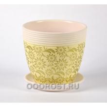 Астра желтый крокус №2  d15см, 1,4л