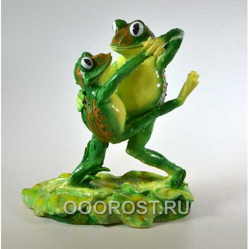 Фигура Лягушки танцуют  H35см, L35см