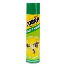 Инсектицид Аэрозоль от полз. Суперкобра 400мл