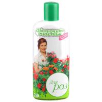 Удобрение минеральное жидкое для роз Цветочное счастье 285мл