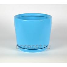 Горшок Лира №1 (голубой) 11.5л, D29см, H24см