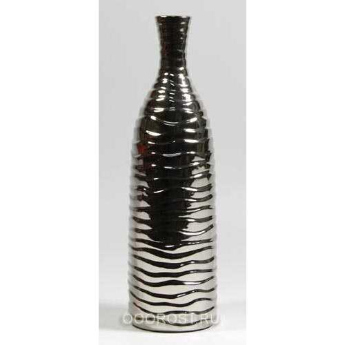 Ваза керамическая 11-063-1X D 11 см, H 37 см
