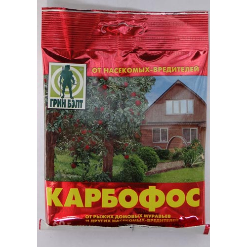 Инсектицид Карбофос 30гр