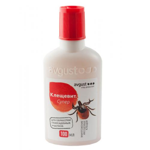 Инсектицид Клещевит супер 100мл